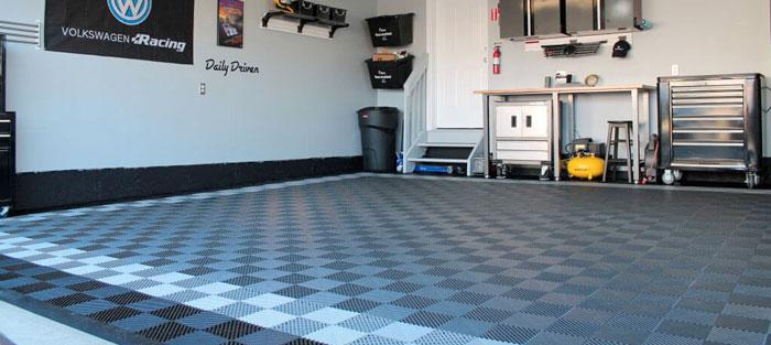 4 best garage floor tiles in 2021 for