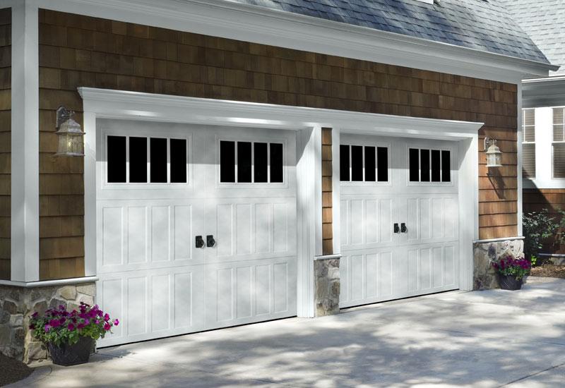 Garage Door Styles Carriage House Garage Doors Contemporary Garage Doors Raised Panel Garage Doors