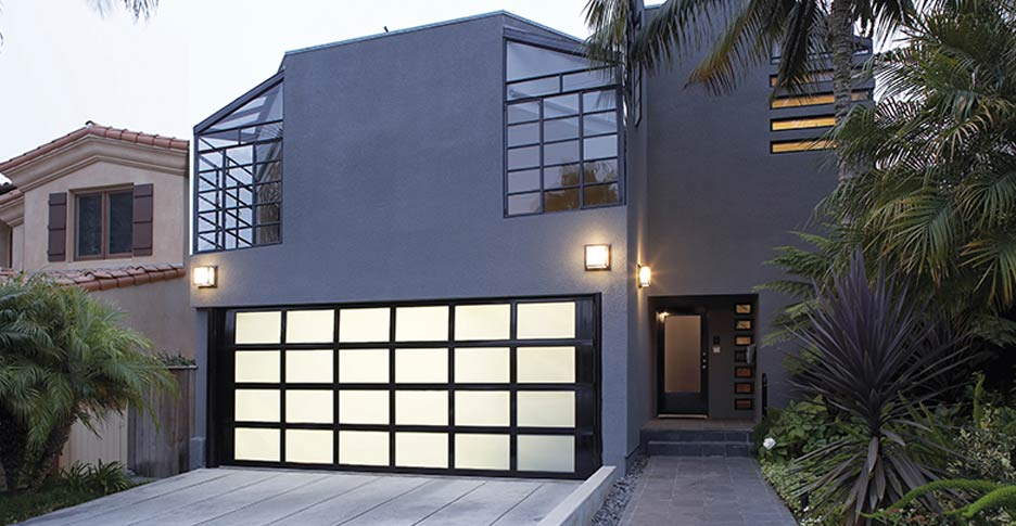 Garage Door Styles  Contemporary Garage Doors Modern Garage Doors Manufacturers