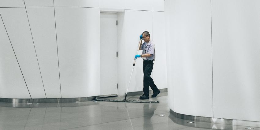 schoonmaakonderhoud