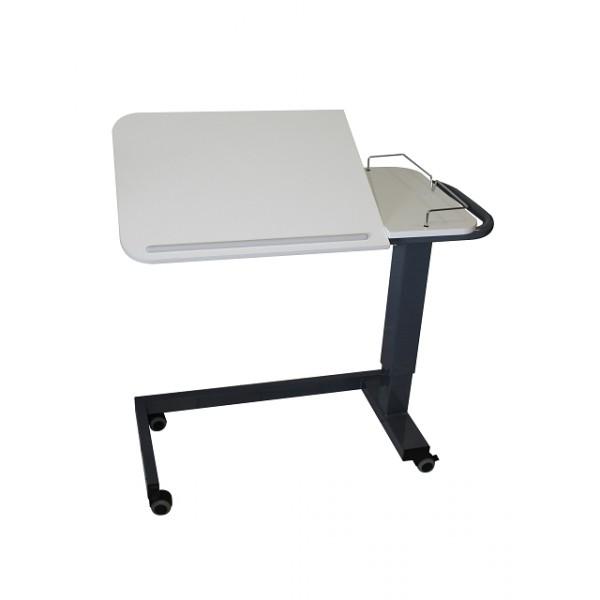 Table de lit avec plateau inclinable