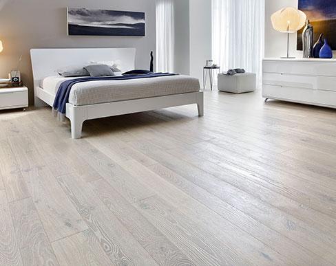 I pavimenti in legno prefiniti della linea Master Floor  Garbelotto