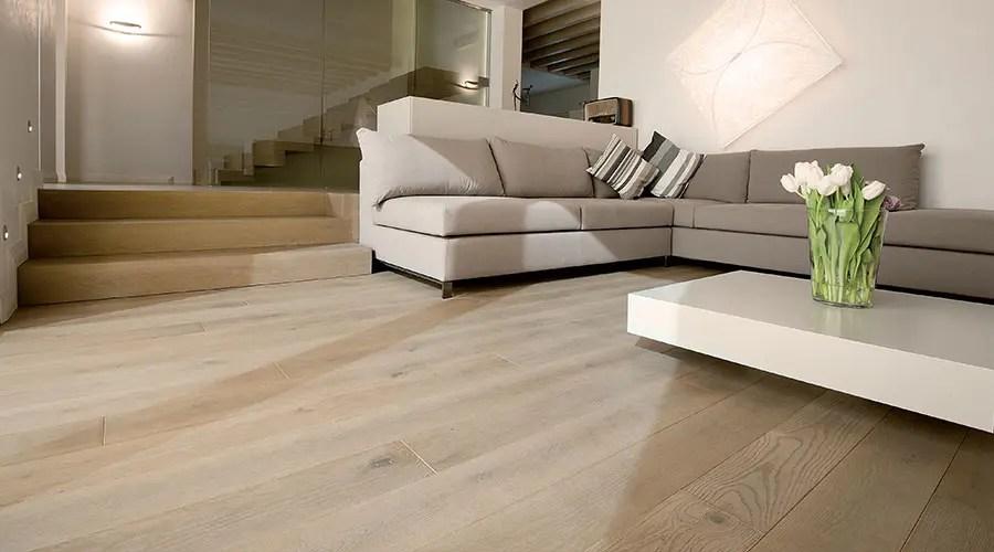 Pavimenti in legno prefiniti facili da posare e subito