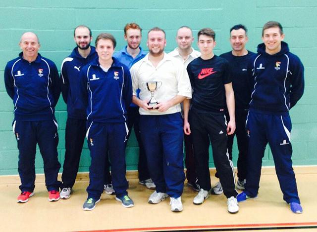winning indoor team