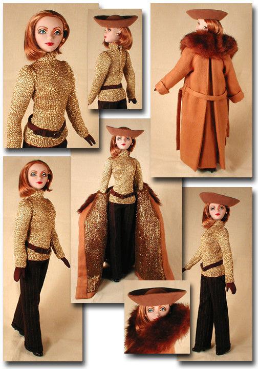 GarboForever Garbo Dolls By Jerrold De Wolfe