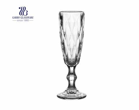 La fabrication en usine de verres à vin répond aux besoins