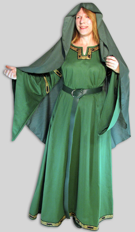 AngloNorman Dress from Garb the World