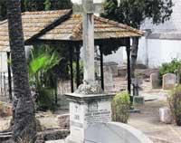 Cementerio ingleses Sevilla