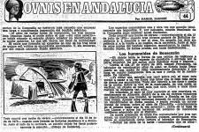 OVNI en Andalucía Benacazon ABC recopilacion 1