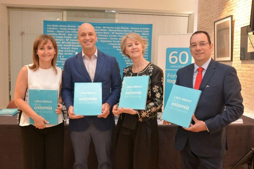 En nuestro país hay más de 70.000 pacientes ostomizados y cada año se registran 16.000 casos nuevos, según las últimas conclusiones del Libro blanco de la Ostomía en España