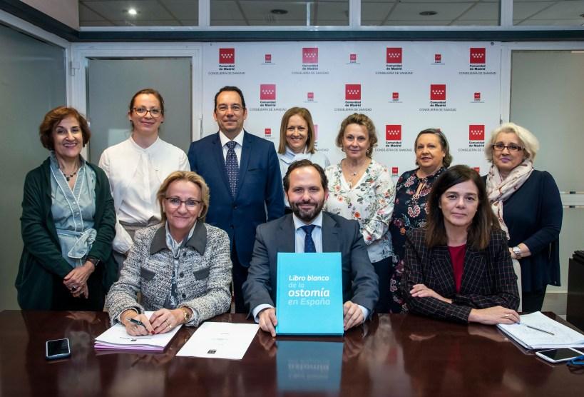 Libro Blanco de la ostomía: La Estomaterapeuta pide incluir la consulta de ostomía en la cartera de hospitales de la Comunidad de Madrid