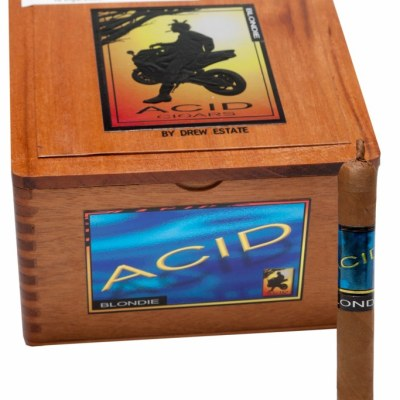 Acid Blondie Box
