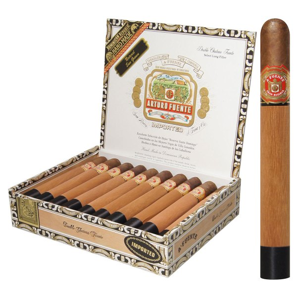 Arturo Fuente Sun Grown Double Chateau Box