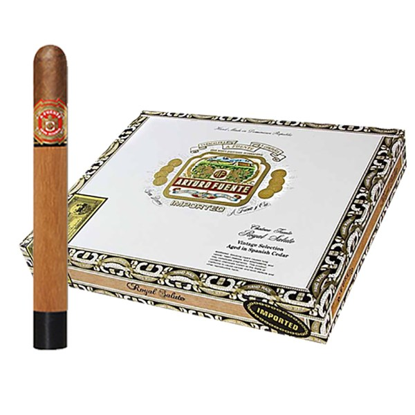 Arturo Fuente Sun Grown Royal Salute Box