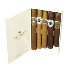 Ashton 5 cigars sampler