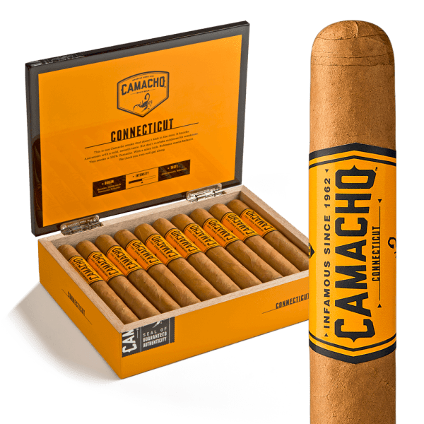 Camacho Connecticut Toro Box