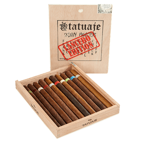 Tatuaje Skinny Monsters Lancero Sampler