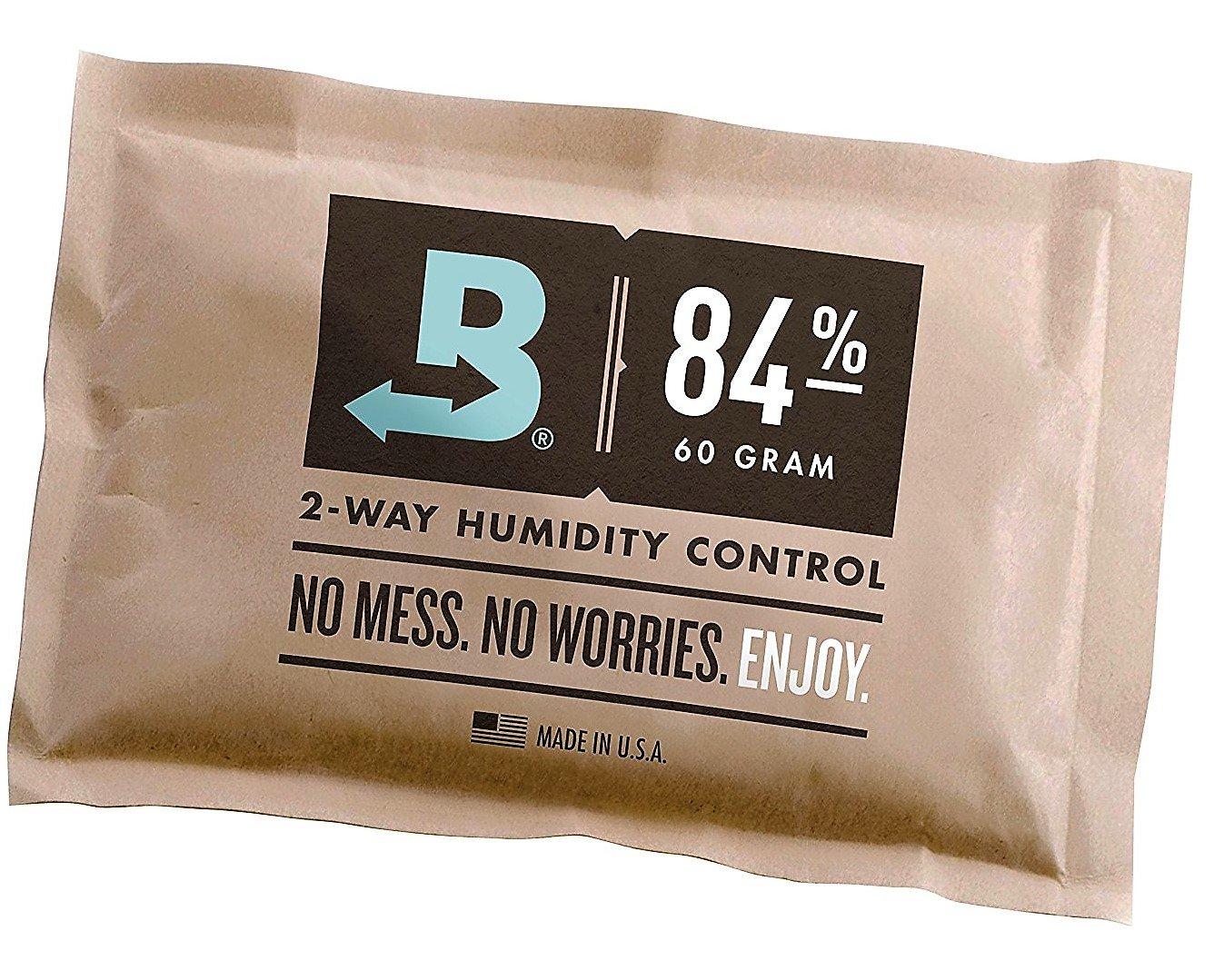 Boveda Large 60g Individual Overwrapped 84%