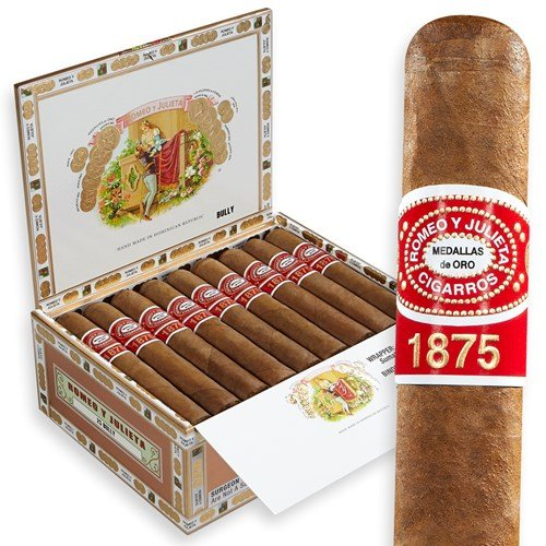Romeo y Julieta 1875 Bully Box