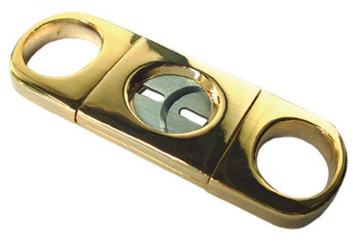 HEAVY BODIED CIGAR CUTTER (GOLD)