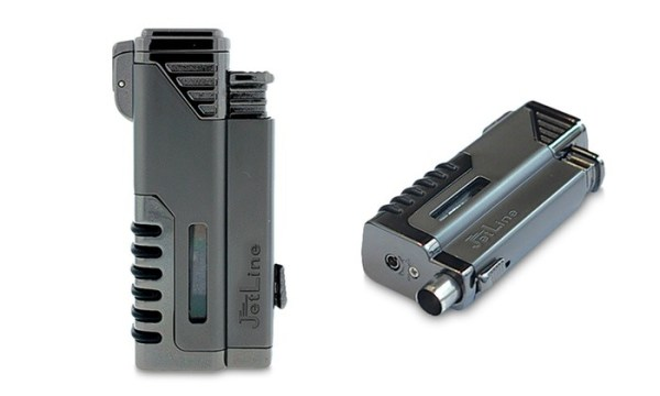 JetLine Gotham Quad Torch Lighter