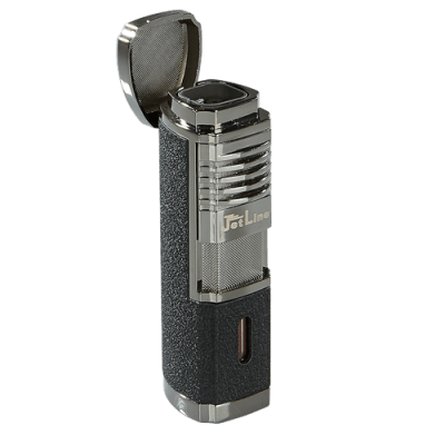 JetLine Villano Quad Torch Lighter Black