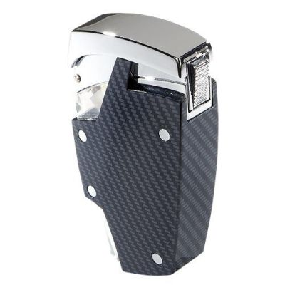 Moretti Carbon Fiber Jet Torch Lighter