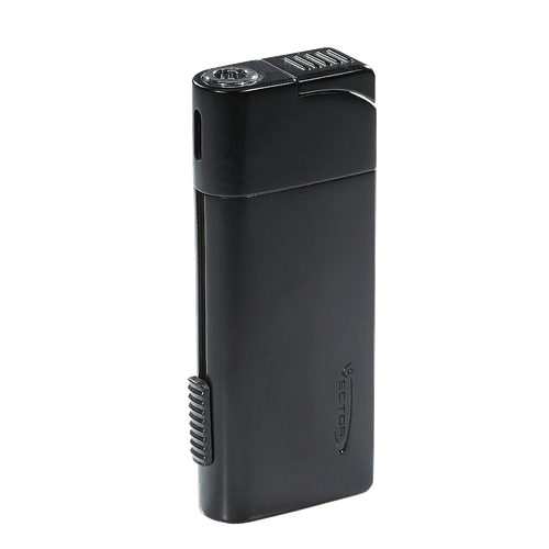 Vector Optimus Pipe Lighter - Black Matte