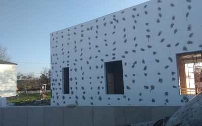 Construcción Guardería en O Corgo (Lugo)