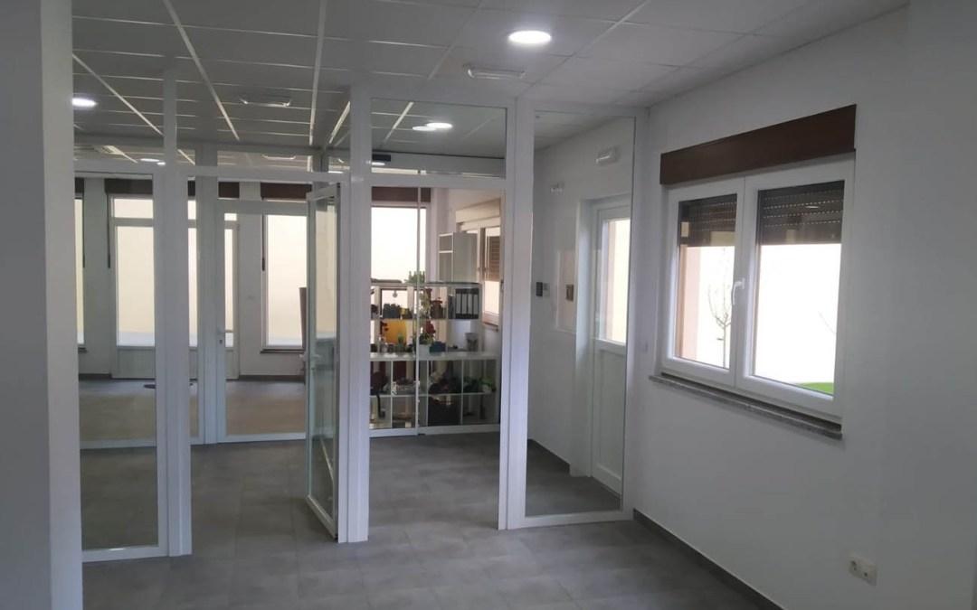 Reforma Integral de Local, Centro de día Alzheimer en Friol (Lugo)