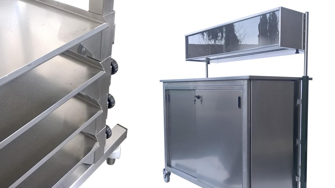 Garda Inox  Attrezzature per cucine in acciaio inox