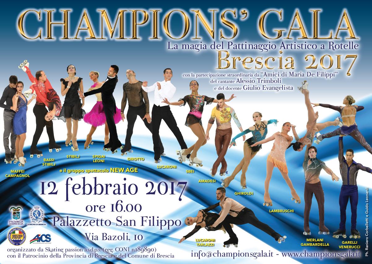 Brescia Champions Gala 2017