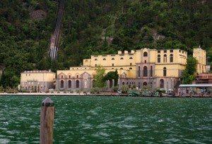 Centrale idroelettrica di Riva del Garda  Garda Musei