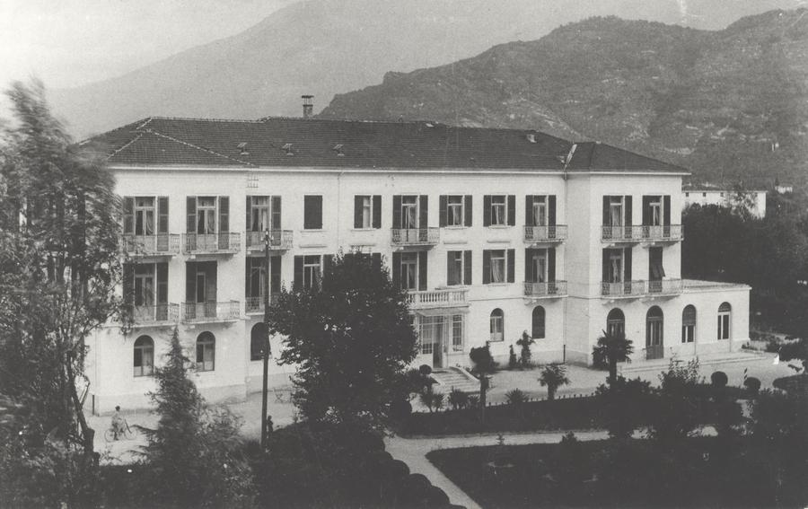 Sanatorium Von Hartungen