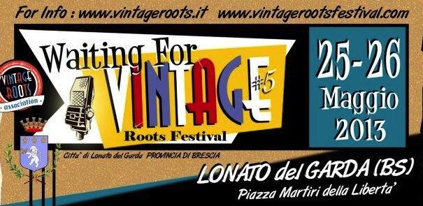 VINTAGE FESTIVAL LONATO
