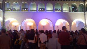 Chiostro del Museo Rambotti