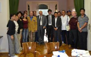 Gruppo delegazione ATITLAN_04.10.14