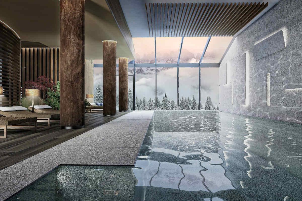 Lefay Resort  SPA Dolomiti Pinzolo apertura prevista per
