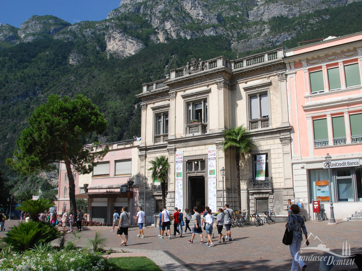 Reptiland Riva del Garda am Gardasee Reptilien