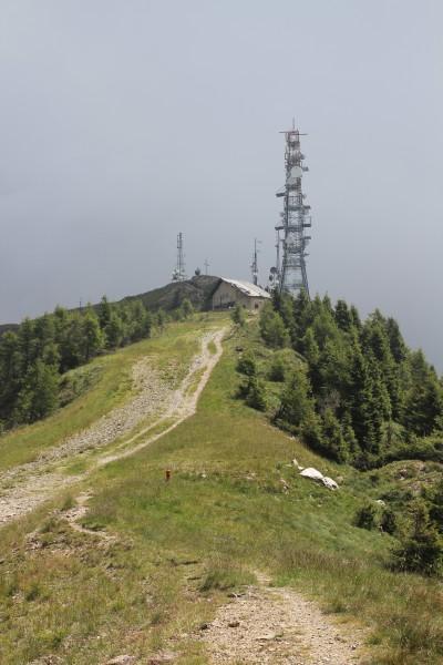 Da Vetriolo Terme a Cima Panarotta  Garda Trekking