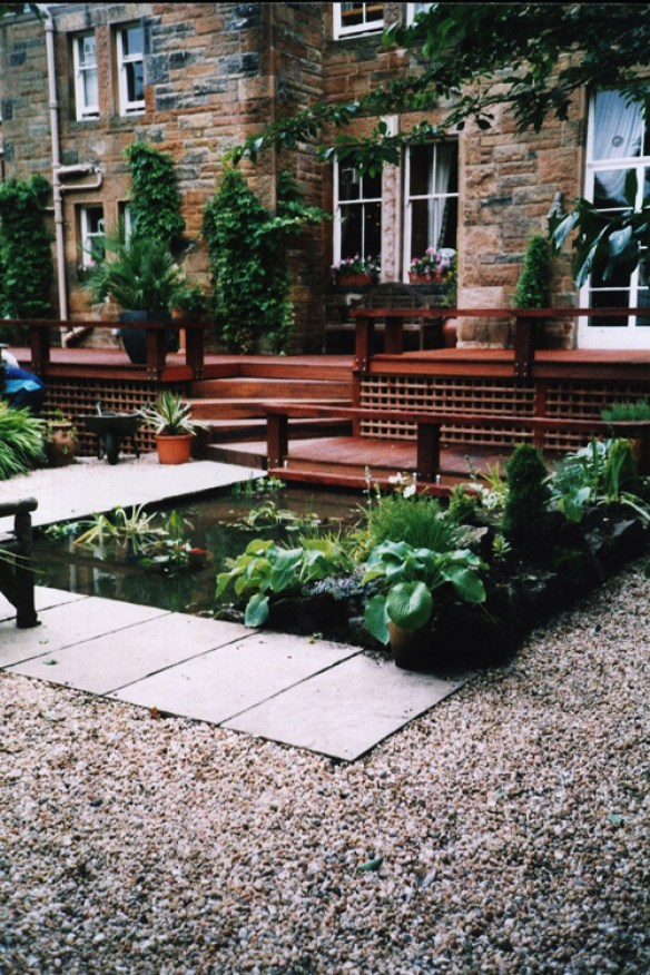 landscapers edinburgh