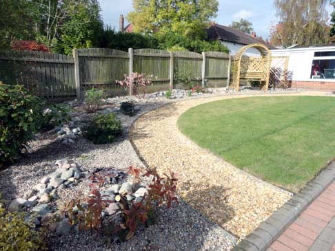 Portfolio A Low Maintenance Front Garden