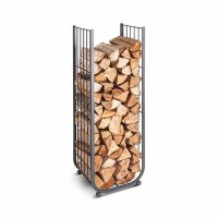 Log holders for the fireplace - Contemporary log holders UK
