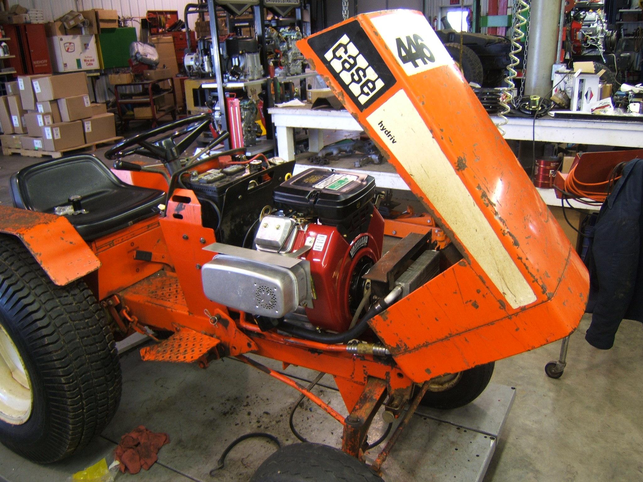 case 446 tractor wiring diagram ac compressor garden