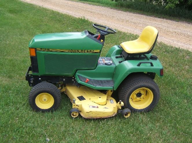 John Deere 826 Snowblower Wiring Diagram Which Model Garden Tractor 425 John Deere Garden Tractor