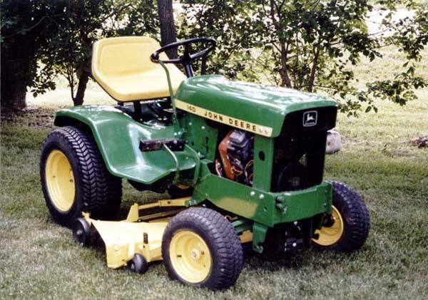 Craigslist Riding Lawnmower