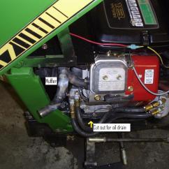 John Deere 140 Wiring Diagram Whole House Fan 317 Repower A Garden Tractor – Info