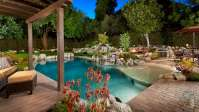 Sierra Madre Pool Remodel and Front Yard Landscape ...