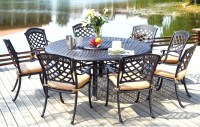 Patio Dining Sets Round Table Picture - pixelmari.com