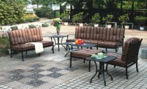 patio furniture deep seating set